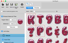 bmglyph bitmap font generator for mac osx